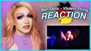 GERMANY - Ben Dolic - Violent Thing | Eurovision 2020 REACTION
