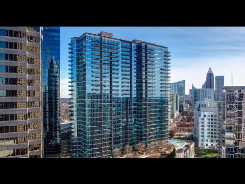 Stunning Skyline Views In The Heart of Midtown Atlanta