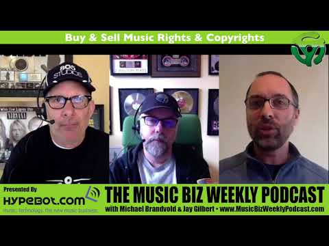 Ep. 315 Buy and Sell Music Rights and Copyrights with Royalty Exchange