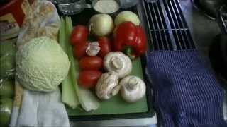 Cook Lazy Cabbage Rolls! Quick And Easy  April 2014