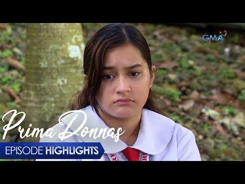 Prima Donnas: Unang araw sa eskuwela ni Donna Marie | Episode 29