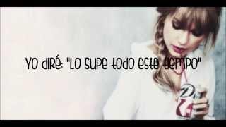 Sweeter Than Fiction - Taylor Swift (Subtitulada al español)