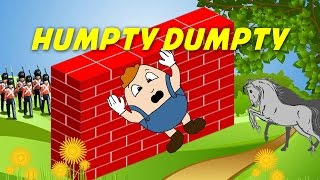 Humpty Dumpty (instrumental - lyrics video for karaoke)