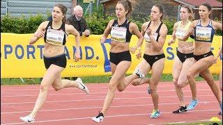 Women's 800m at Liese Prokop Memorial 2019