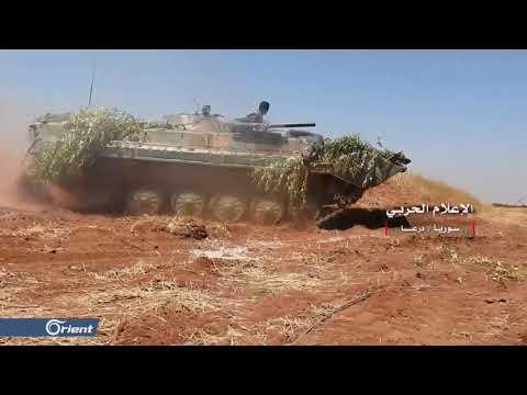 قتلى لميليشيات أسد بهجمات مجهولة والميليشيات الشيعية تتغلغل في محافظة درعا