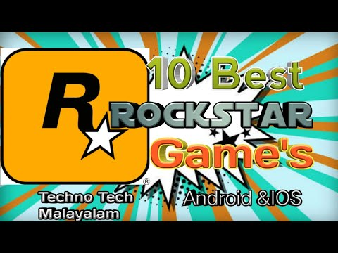 10 Best Rockstar games for Android and IOS.. (Awesome open world games)