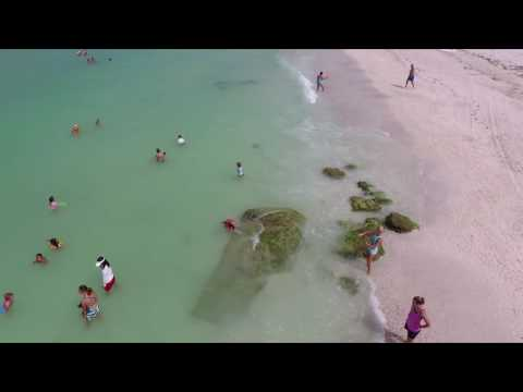 Lido Beach Drone Footage