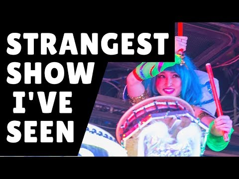 Robot Restaurant Tokyo Full Show and Review