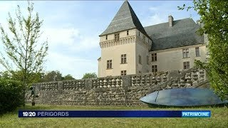 Le château des Bories