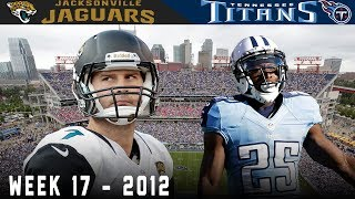 A Shockingly FAST Implosion! (Jaguars vs. Titans, 2012)