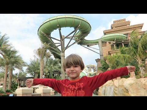 😎 Keeping exploring Atlantis The Palm Dubai Hotel  Part2