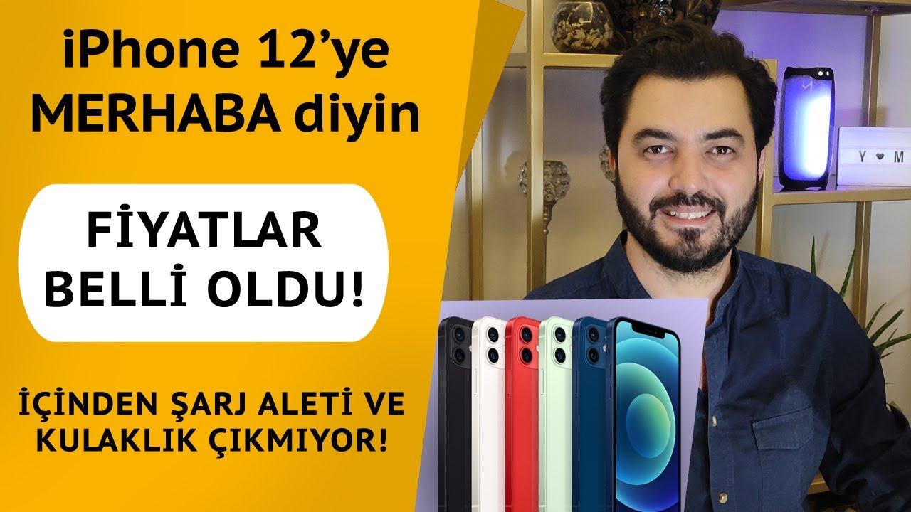 iPhone 12 fiyatları ne kadar? iPhone 12 ne zaman gelecek ...