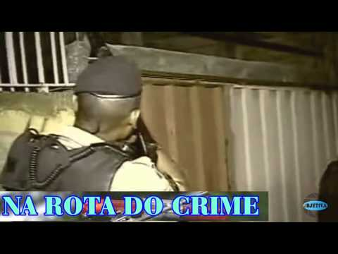 TV OBJETIVA BARBACENA # NA ROTA DO CRIME