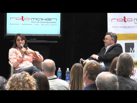 VES Summit 2014- Keynote with Victoria Alonso - YouTube