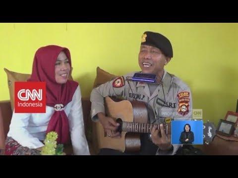 'Teroris Di Manakah Hatimu?'; Kecam Aksi Teror Lewat Lagu