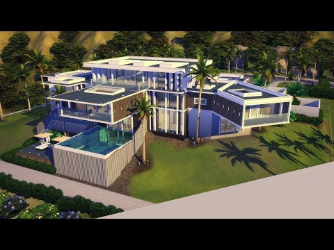 The Pinnacle | The Sims 4 Speed Build thumbnail