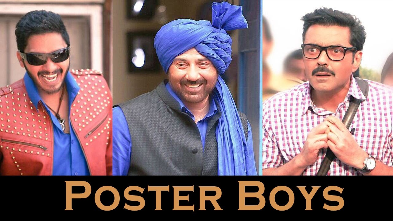 Image result for poster boy movie sunny deol release date