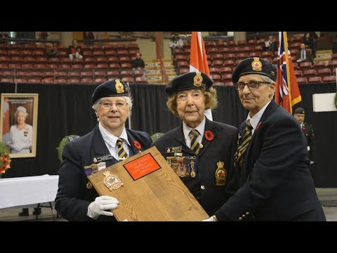 Remembrance Day In Sault Ste Marie