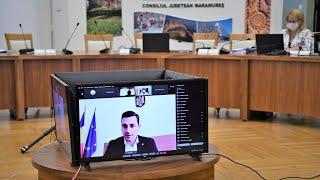 Şedinţa extraordinară a Consiliului Judeţean Maramureş din 24.09.2021