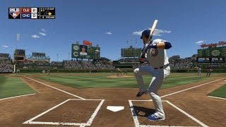 MLB The Show 17 - Gameplay (PS4 Pro HD) [1080p60FPS]