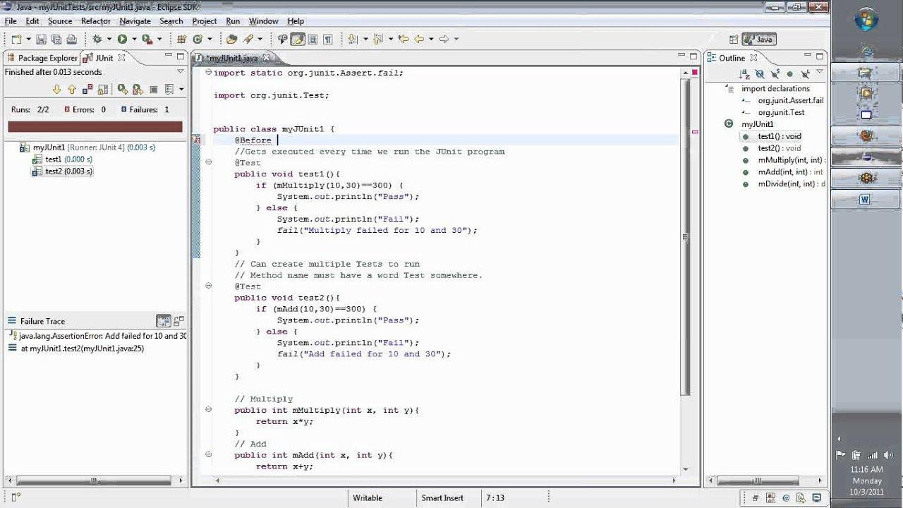 Selenium junit tutorial for beginner java methods junit selenium selenium junit tutorial for beginner java methods junit selenium ide automation rc webdriver baditri Gallery