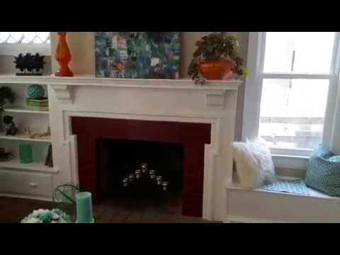 Beautiful Interiors DG - Asbury Park NJ house SOLD IN 4 DAYS after home staging