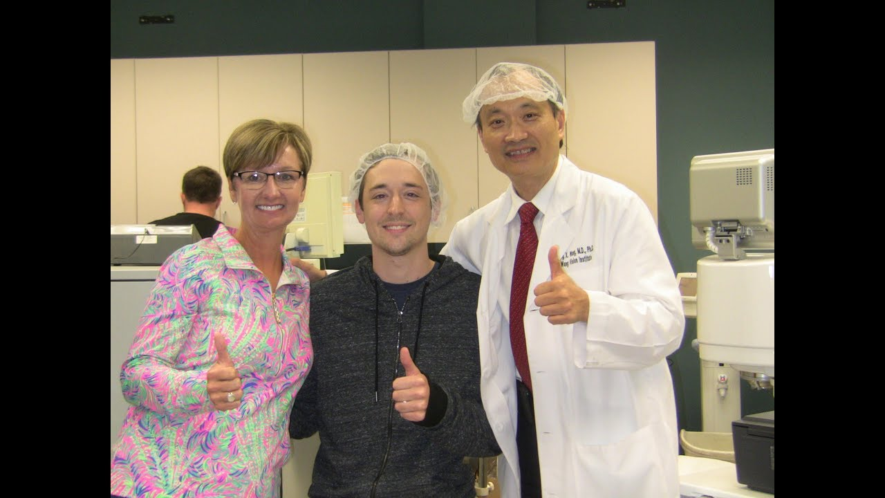 William A Ballou 3D LASIK done by Dr Ming Wang, Harvard & MIT MD