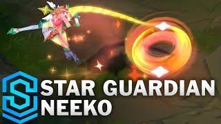 Star Guardian Neeko Skin Spotlight - Pre-Release - League of Legends