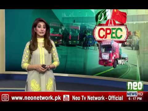 Pak China Economic Rule forbidden the powers of global powers - Neo News