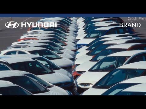 Hyundai | Manufacturing Plant - Czech Republic
