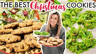... 2 super easy and festive christmas cookie recipes!check out these ladies videos f...