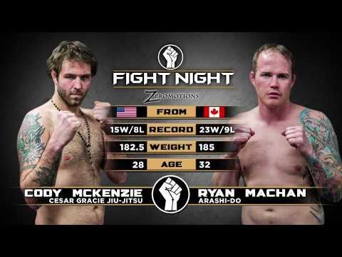 Fight Night: Medicine Hat - Ryan