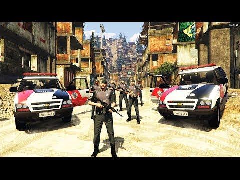 VOU VIRAR POLICIA NO ROLE PLAY!! GTA 5