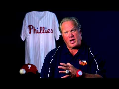 Former Phillies outfielder Greg Luzinski discusses his most memorable moment