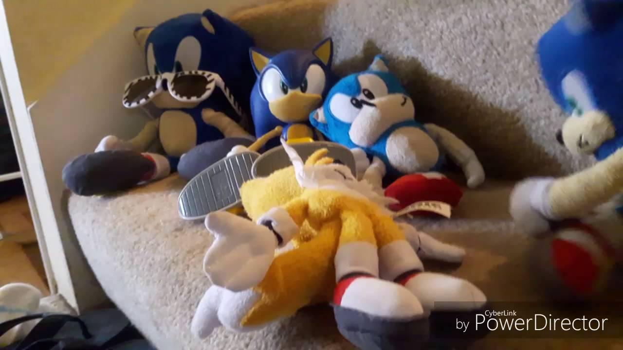 Sonic Plush Short | Sonic's brothers
