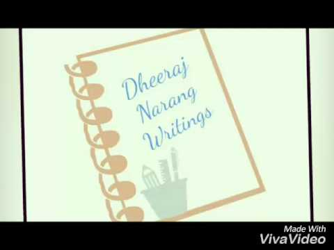 Heart Touching One Line Quotes In Hindi Dheeraj Narang Writings