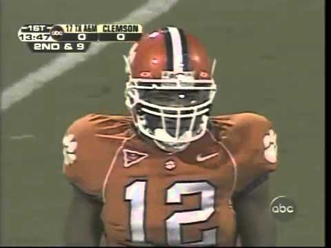 2005 Clemson Vs Texas A M Football Game Youtube