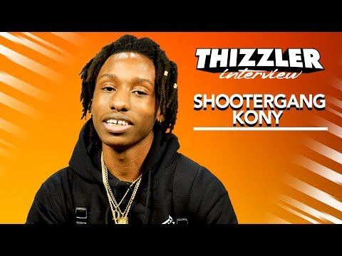 Shootergang Kony on Mozzy chain, project with Nef The Pharaoh & getting rap money
