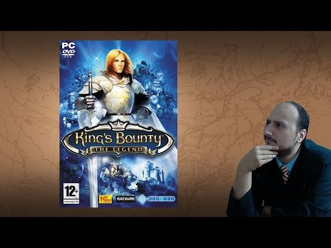 """Gaming History: King's Bounty The Legend """"The best comeback in history"""""""