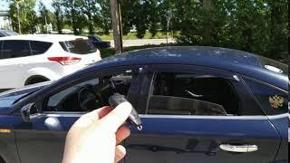 [INFO] Автоматическое поднятие стекол при закрытии Мондео 4 (Авто доводчик стекол)