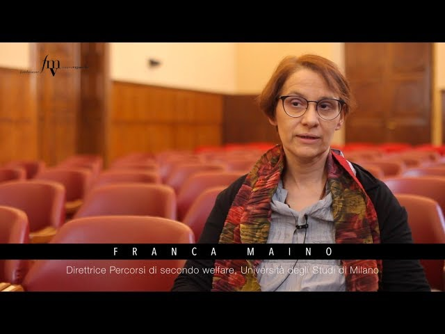 Franca Maino - Smart working e welfare aziendale