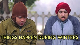 Things Happen During Winters | Harsh Beniwal thumbnail
