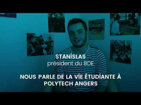 La vie étudiante à Polytech Angers