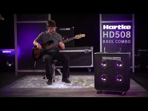Hartke HD508 Product Overview