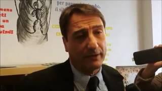Claudio Fava intervistato nel 2014 a Reggio Emilia