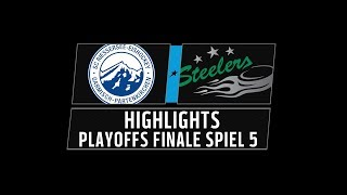 DEL2 Highlights Playoffs Finale Spiel 5 | SC Riessersee vs. Bietigheim Steelers