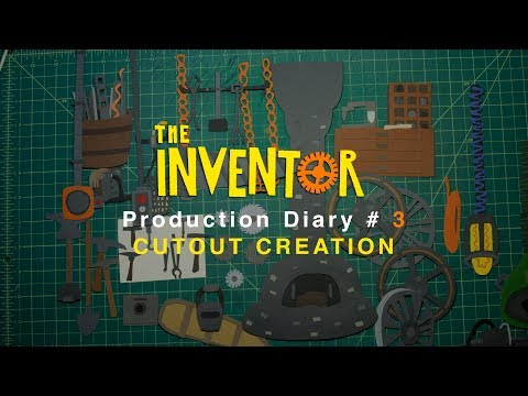 The Inventor Production Diary #3 - CUTOUT CREATION