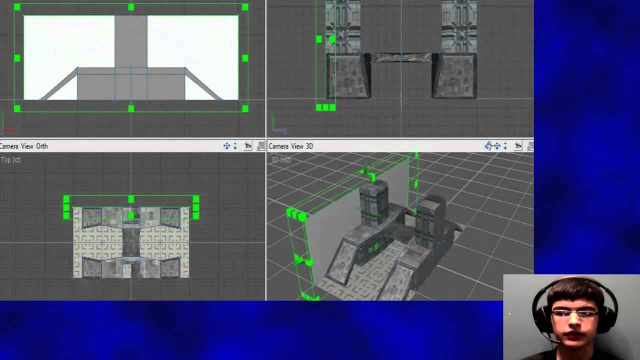 Game Maker 8 - 3D Tutorial: Level Model Upgrade - YouTube