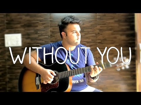 [free tabs] Avicii - Without You ft. Sandro Cavazza - Fingerstyle Guitar Cover
