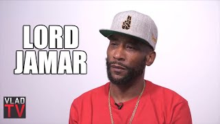 """Lord Jamar Laughs at Jalen Rose Calling Jordan """"Overrated"""" During a Game (Part 13)"""